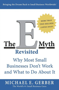 The E Myth Check out these 16 books recommended by Cleaning Industry Expert Debbie Sardone and ZenMaid CEO Amar Ghose. You'll find the recording of their live recording from Texas as well as a quick list for your convenience