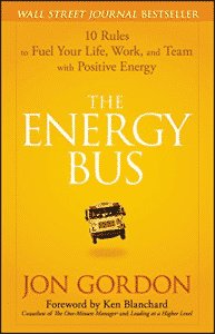 The Energy Bus Check out these 16 books recommended by Cleaning Industry Expert Debbie Sardone and ZenMaid CEO Amar Ghose. You'll find the recording of their live recording from Texas as well as a quick list for your convenience