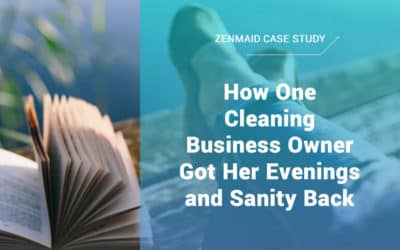 Agata CS – How One Cleaning Business Owner Got Her Evenings and Sanity Back