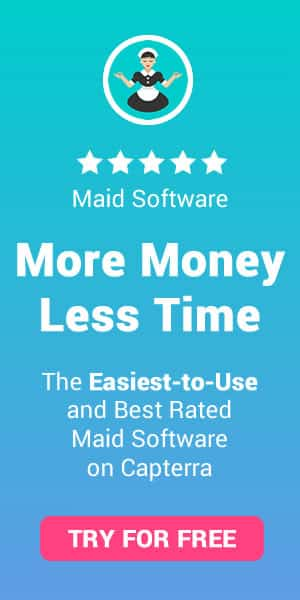 The Easiest-to-Use and Best Rated Maid Software on Capterra is here to help you be the best boss of your own business. Free Trial Available!